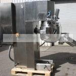 GEA Wommelgem Collette GRAL 75 Mixer Granulator for wet granulation02