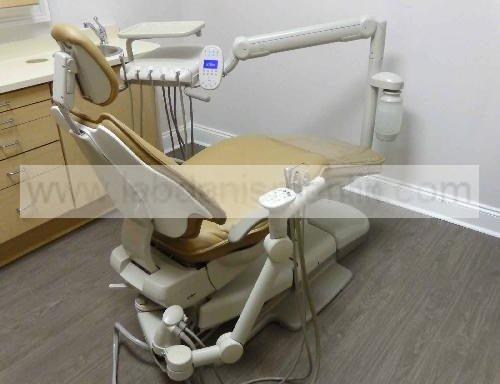 Dişçi Koltuğu 2. El, A-dec Marka, Model 511