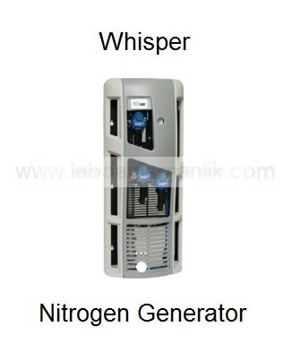 Jeneratör – Whisper Nitrogen Generator (Azot Jeneratörü)