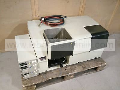 AAS – Perkin Elmer Atomik Absorbsiyon Spektroskopisi (AAS) model 300 – 2. EL AAS
