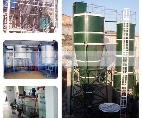 KİMYASAL ARITMA ÜNİTELERİ – ÖZEL İMALAT / CHEMICAL TREATMENT UNITS – CUSTOM MANUFACTURING