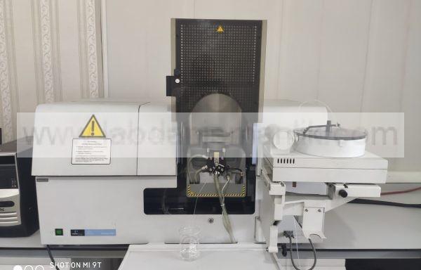 AAS – Perkin Elmer – AAnalyst 800 – 2.  El Satılık / Sale / Used