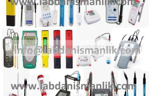 pH - iletkenlik - EC - TDS - DO - Metre