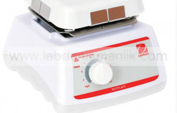 Isıtıcı – Hotplate – Ohaus HSMNHP4CAL – Basic Mini Hotplate