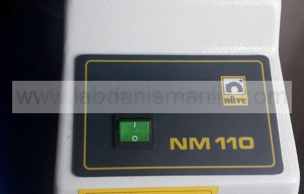 Vortex – Nüve NM 110 –  2. EL