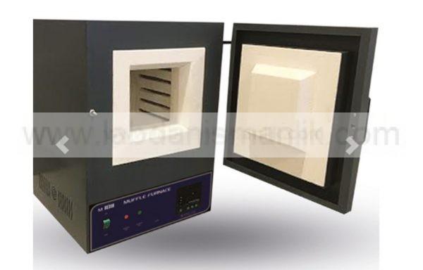 Kül Fırını – M1811 – Elektromag – 250 °C / 1200 °C, PID dijital termostat, 4,5 lt. iç hacim