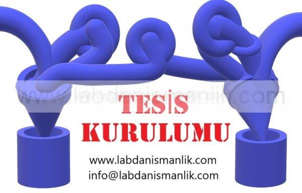 DANIŞMANLIK / CONSULTANCY – Deterjan Tesis Kurulumu / Detergent Plant Installation