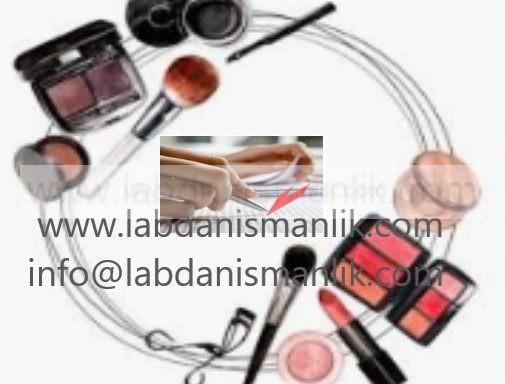 DANIŞMANLIK / CONSULTANCY – Kozmetik Ürün / Cosmetic Product