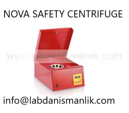Santrifüj – Funke Gerber Nova Safety
