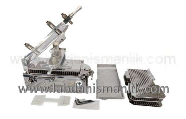 Manual kapsül dolum makinesi / Manual capsule filling machine