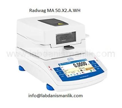 Nem Tayin Cihazı – Radwag MA 50.X2.A.WH