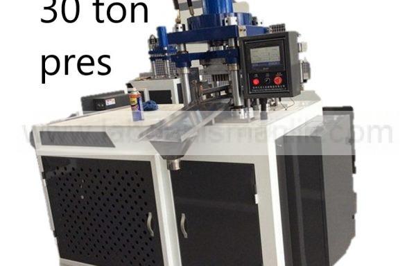 Tablet Baskı Makinesi – Hidrolik Tablet Baskı Makinesi – 30 ton