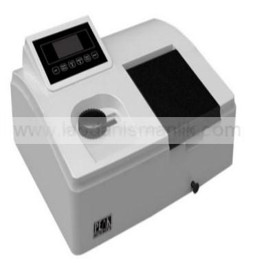 Spektrofotometre – VIS Spectrophotometer – PEAK, E-1000V