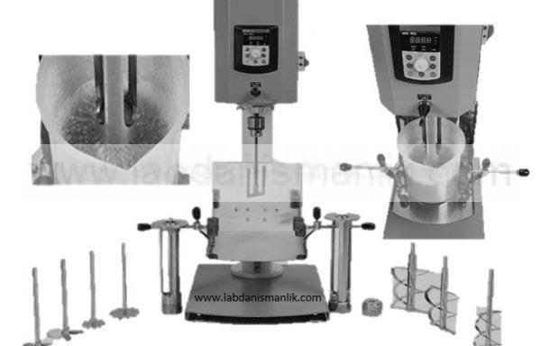 Mekanik Karıştırıcı – Mikser – Homojenizatör – Mechanical Mixer – Mixer – Homogenizer